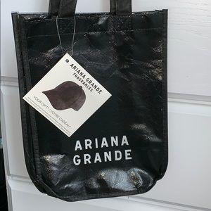 Ariana Grande Bag and Hat